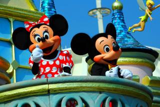 Disney by Sanjay Pindiyath
