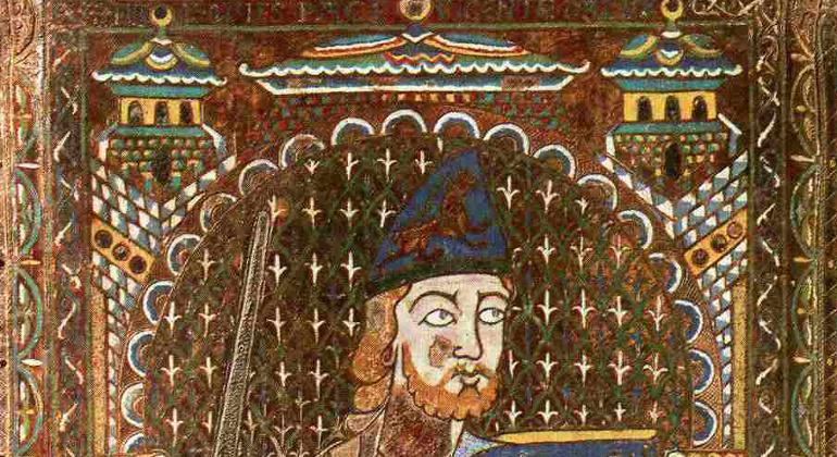 Grb kralja Geoffreyja V