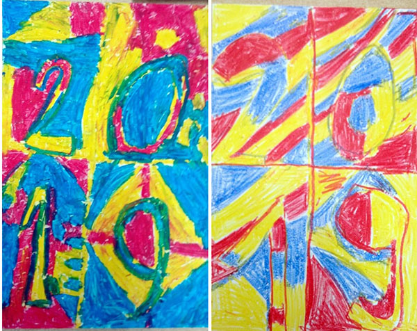 školski Portal Učitelji Stvaraju Kao Slikar Jasper Johns