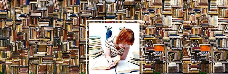 Mladi koji odrastaju okruženi knjigama poboljšavaju svoje čitalačke, matematičke i tehnološke vještine