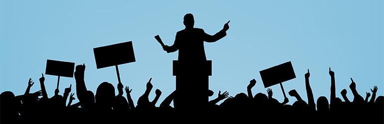 politička stajališta o mjestima za upoznavanje