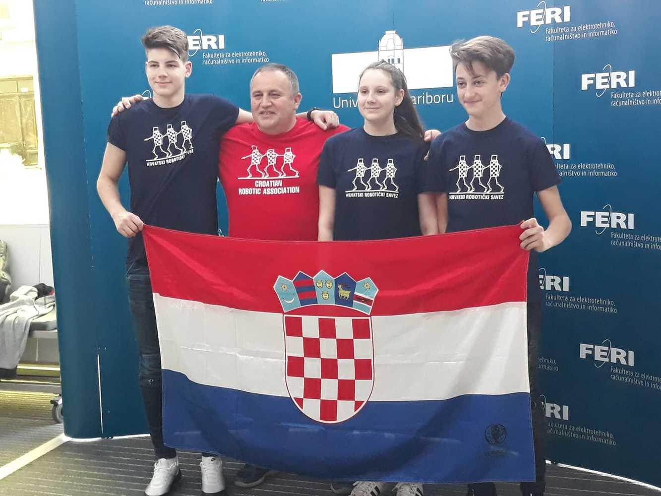1.mjesto ✿ Ekipa: Školska knjigaCRO team   HDR Zagreb ✿