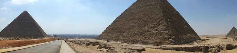 Piramide u Gizi, Egipat