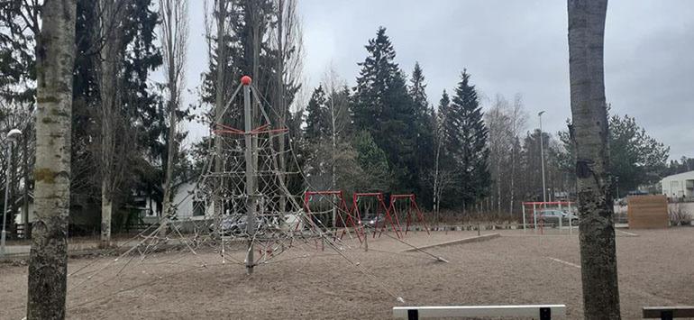 VANTAA, FINSKA >  Osnovna škola Simonkallion Koulu