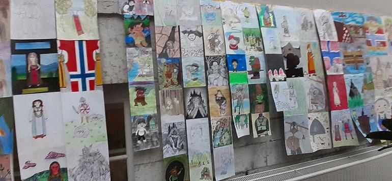 TALLINN, ESTONIJA > Škola Tallinna 21.Kool