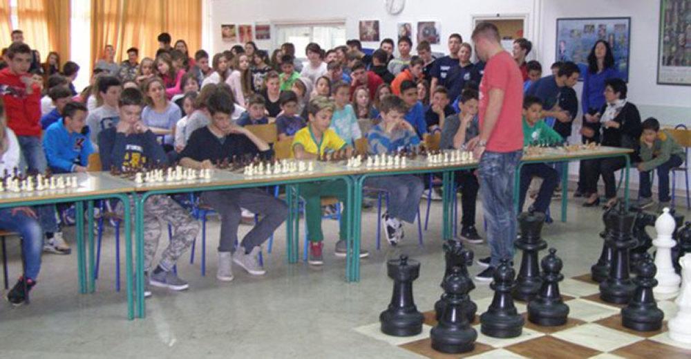 upoznavanje sa šahom