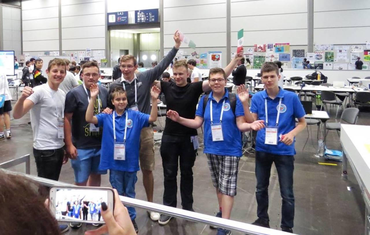 Naši su momci, ekipa Croatia Space team i Dukati komponeneti u supertimovima zajedno sa ekipom iz Meksika osvojili 1.mjesto