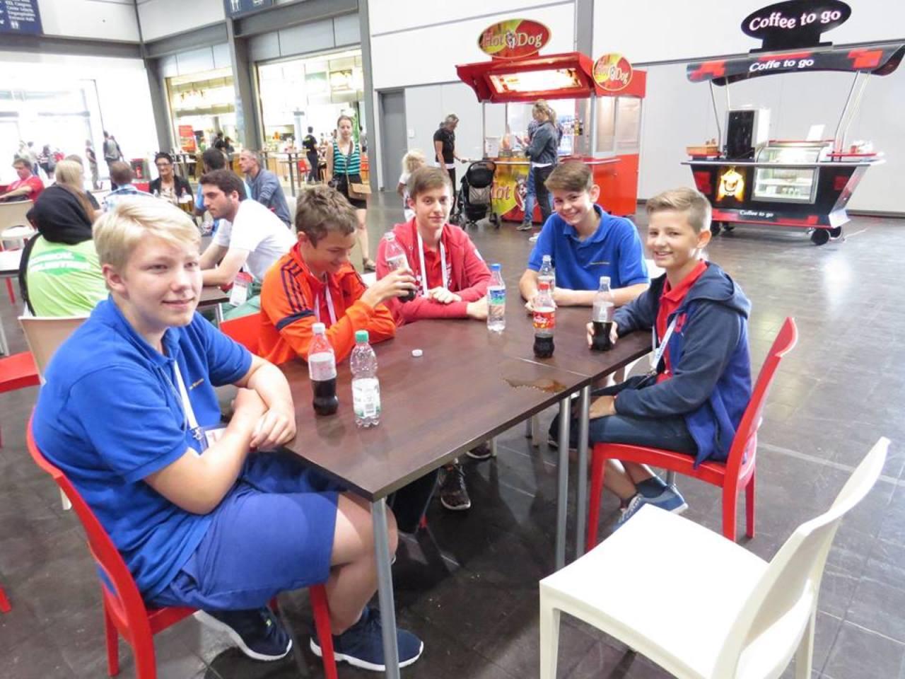 U kategoriji Rescue Line Primary naša je ekipa Cveteki Croatian team zajedno sa jednom Njemačkom ekipom osvojila 2. mjesto.