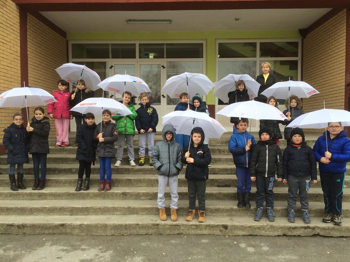 OŠ FRA KAJE ADŽIĆA, 2. razred, učiteljica Luca Ravlić