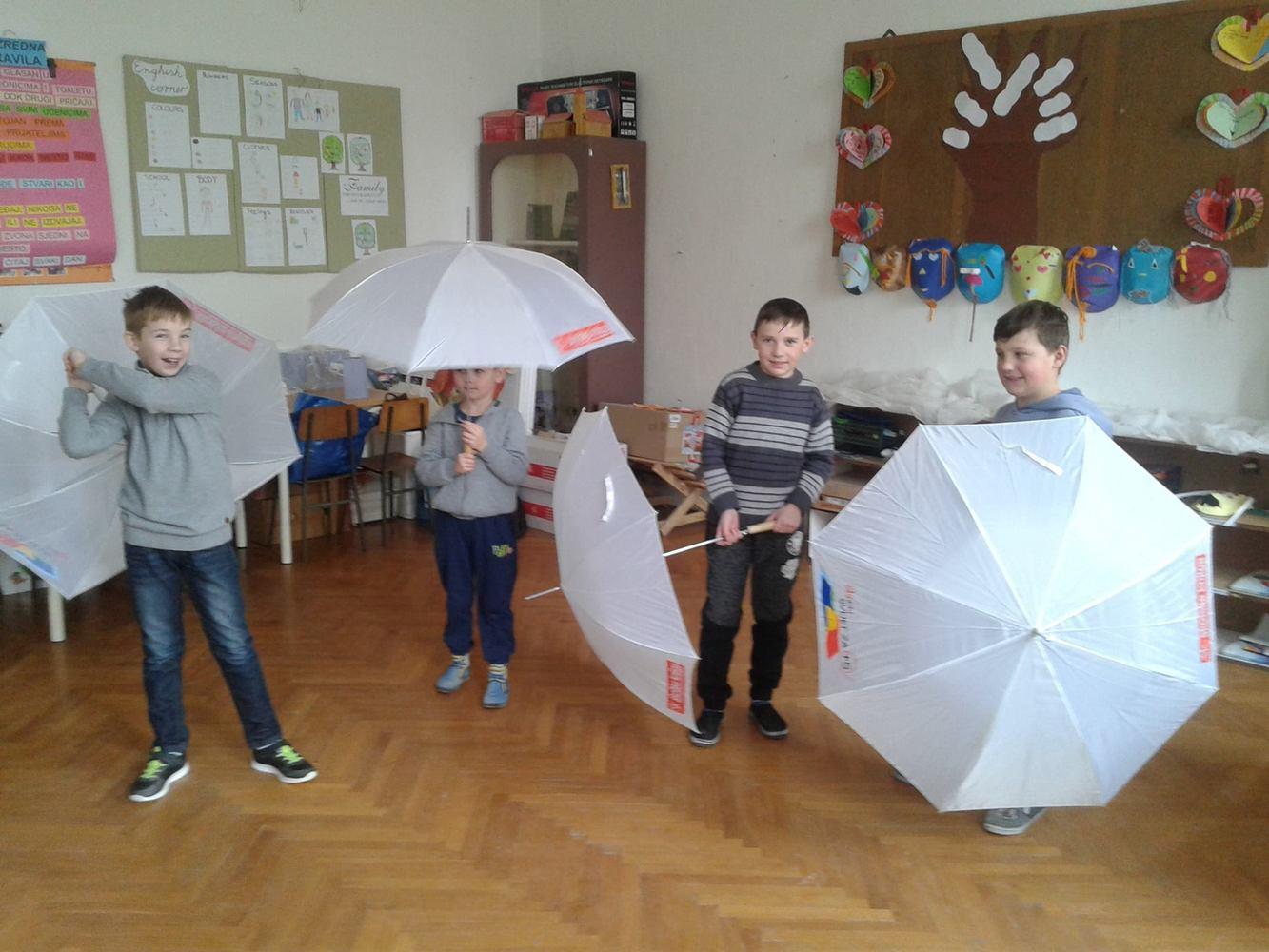 I. osnovna škola Bjelovar, PŠ Tomaš