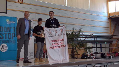1. mjesto Cro Adriatic