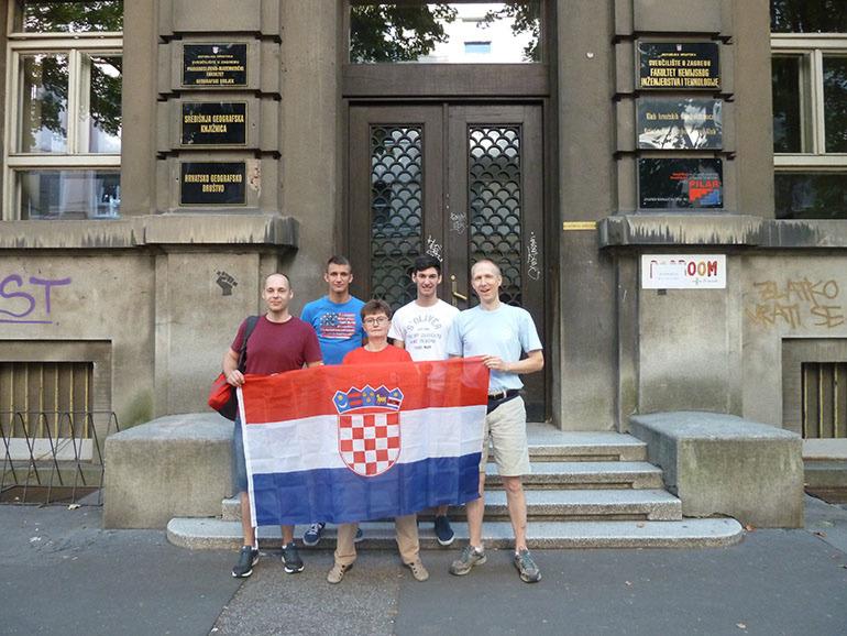 Prije puta u Beograd na 14. svjetsku geografsku olimpijadu
