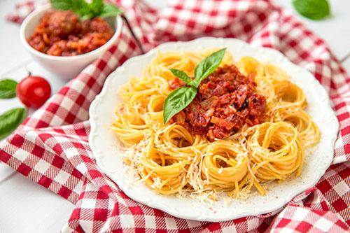 Spagetti alla bolognese