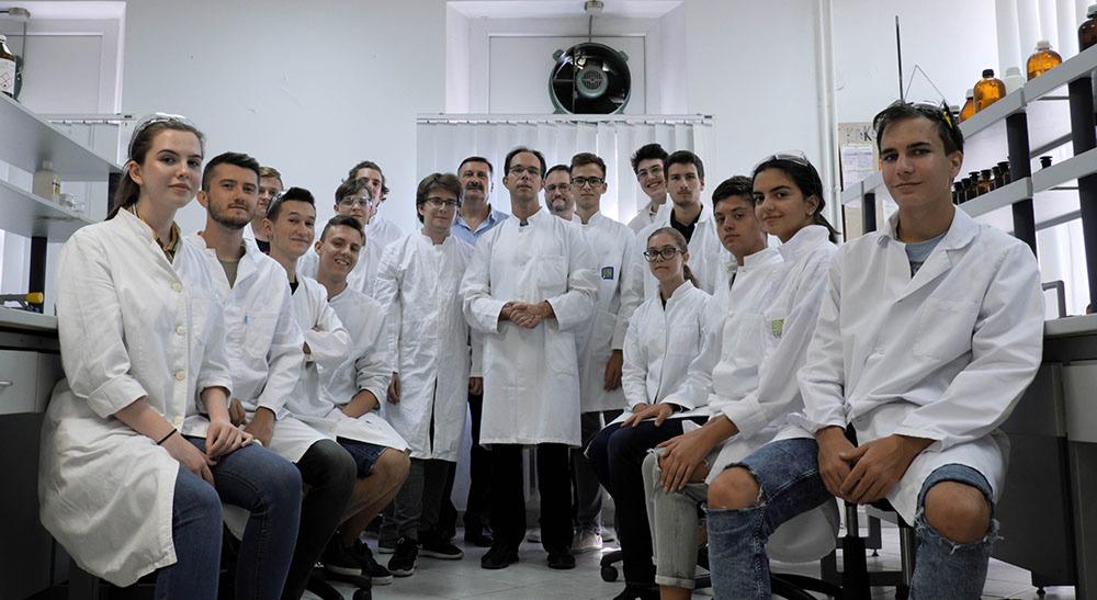 Upoznavanje iz kemije