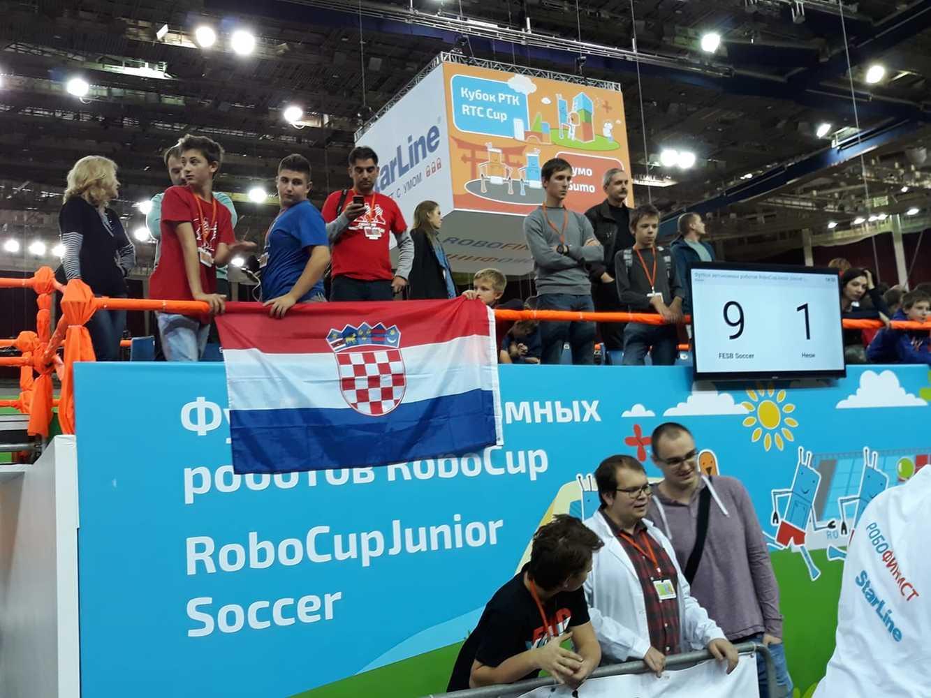 #1 mjesto KATEGORIJA SOCCER LIGHT WEIGHT  ekipa  FESB Soccer | Darijan GUDELJ, Alan SLADOJEVIĆ, Paško ZEKIĆ i Antonio NIKOLIĆ | mentor Toni JAGNJIĆ