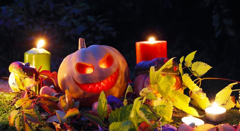 Ukrasi za Halloween